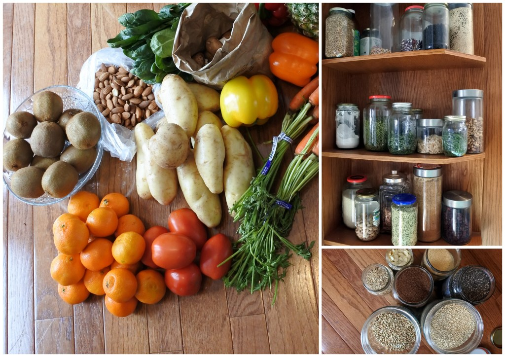 bulk food eco-friendly zero waste reduce packaging produce shopping groceries sustainable kitchen tips healthy eating loven life ottawa
