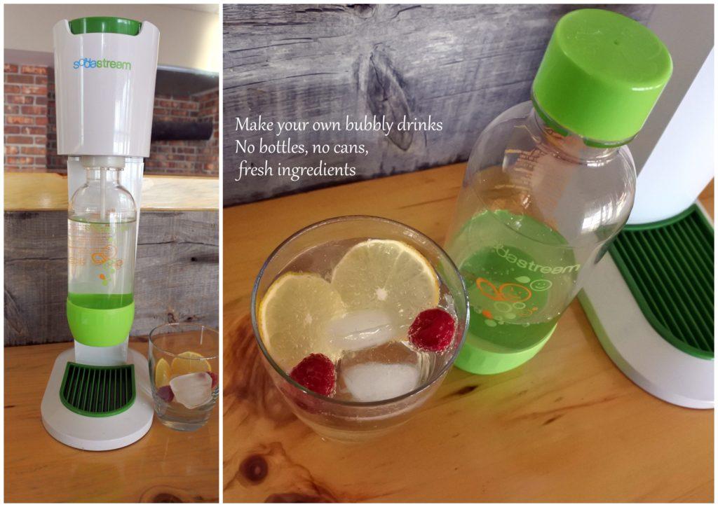 Soda stream ottawa zero waste living eco-friendly jackie lane lifestyle sustainable