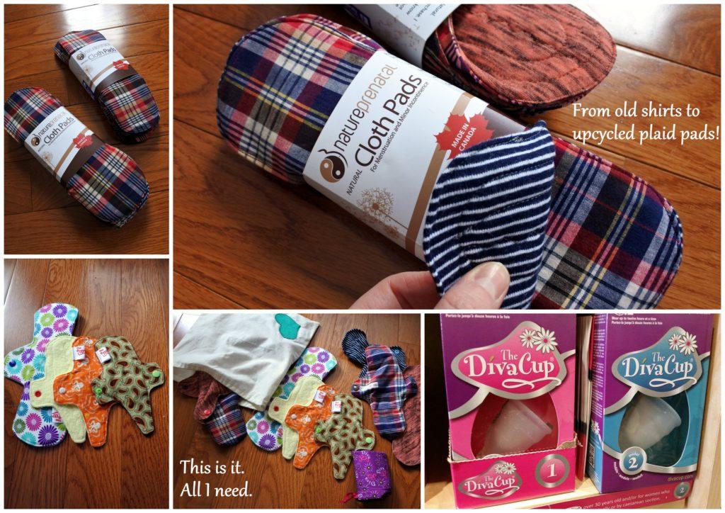 zero waste ottawa cloth pads f wrap nature prenatal diva cup jackie lane naturally loven life