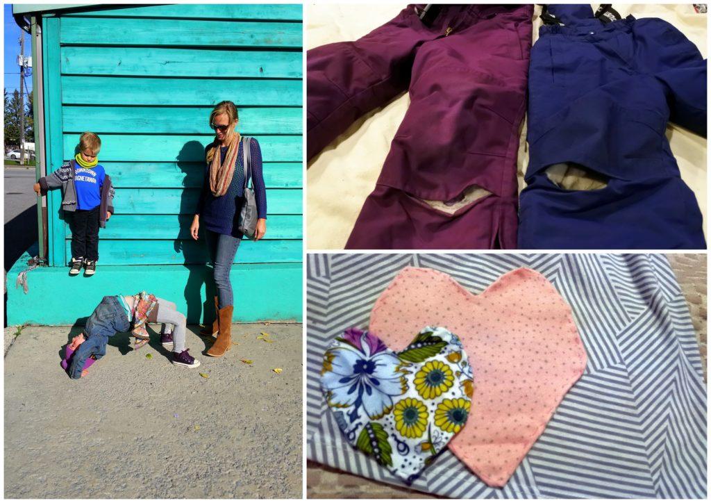 zero waste thrift shop buy nothing sustainable fast fashion slow fashion kids reuse earth day jackie lane ottawa mom blog canada