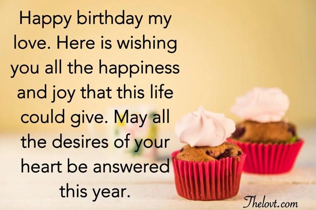 Uplifting Birthday Wishes For Boyfriend Thelovt