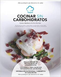 Libro Cocinar sin Carbohidratos