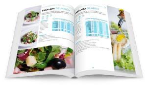 Muestra de las recetas del libro Cocinar sin Carbohidratos