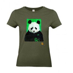 Camiseta Orgánica Inspire Plus (mujer)