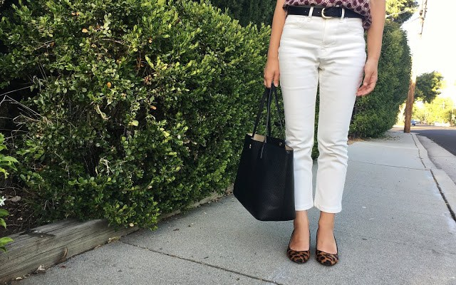 Everlane Kick Crop Jean Review
