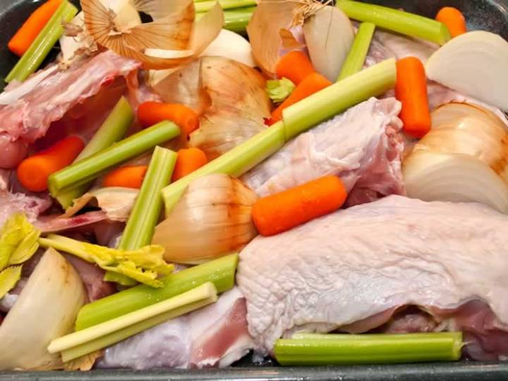 Liquid Gold: Brown Poultry Stock | LunaCafe