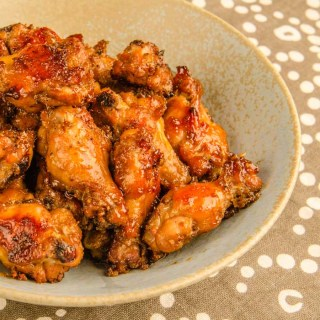 Chinese Ten-Spice Chicken Wings