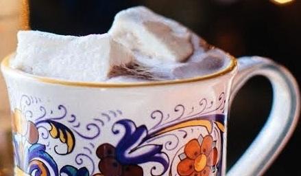 Grown Folks Hot Chocolate