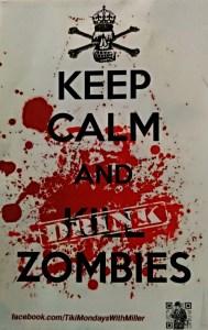 Mmmmmm zombies