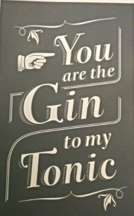 You ar the Gin
