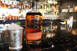 The Fernet Branca Menta gives an added punch of mint