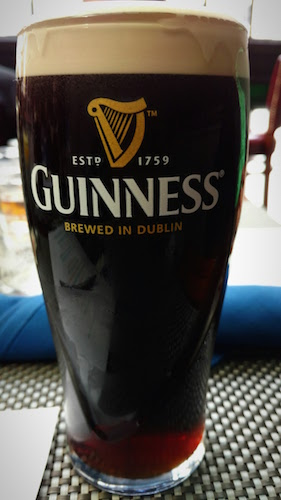 How to Pull a Pint of Guinness