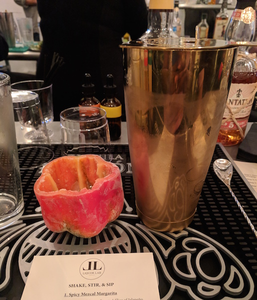 Cocktail Curriculum