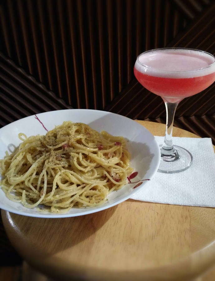 For My Next Trick: Dinner and a Cocktail