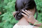 My Go-To Wedding Hairstyle