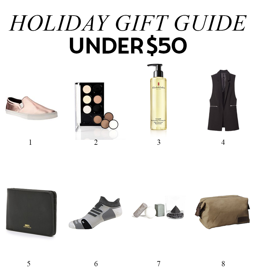 Holiday Gift Guide: Under $50