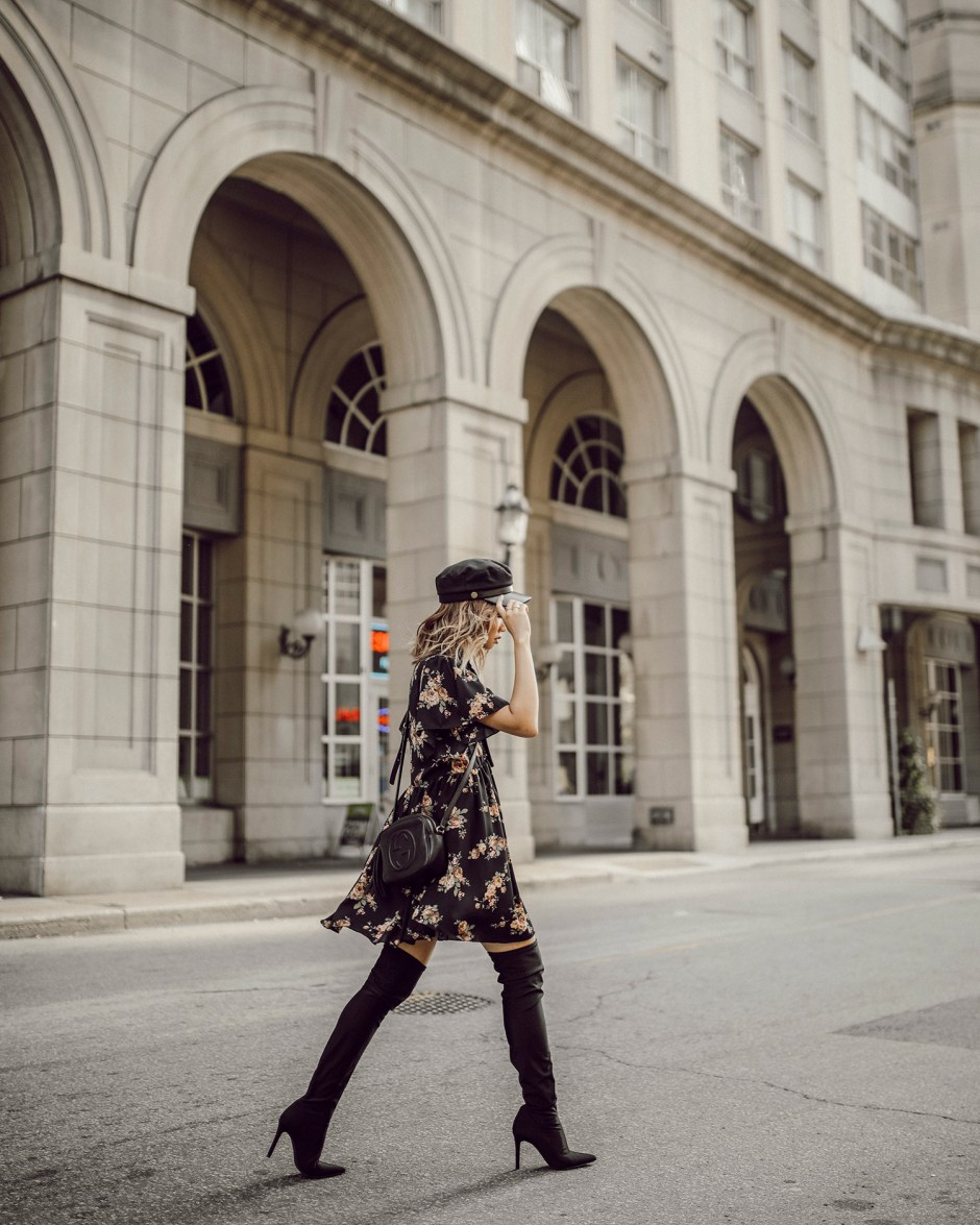 3 Ways to Keep Wearing Your Dresses into the Fall