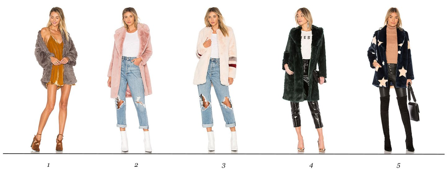 2f692e08c64 The 5 Coats You Need for Winter 2018 | The Lust Listt
