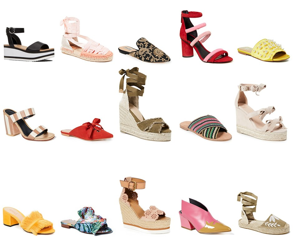 50 Summer Shoes for Under $50