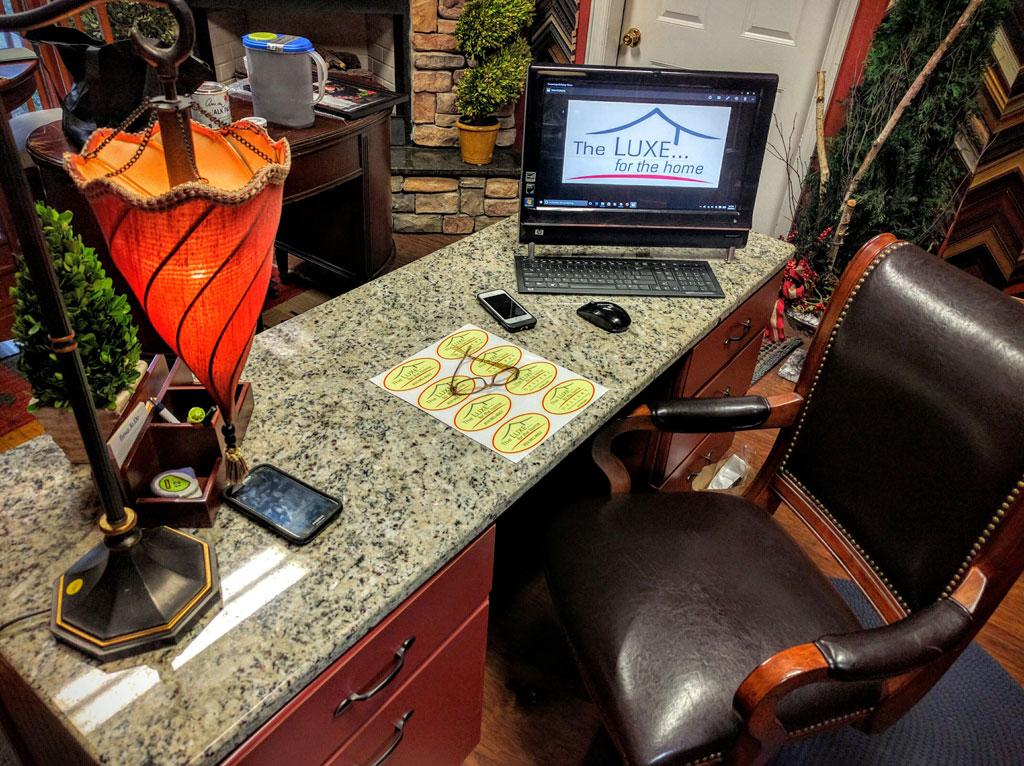 desk-web