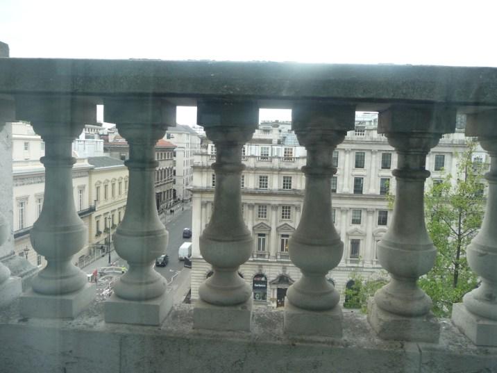 Sofitel St James - Prestige Suite view