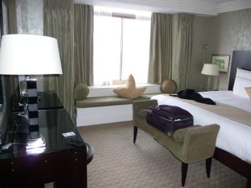 Hilton Park Lane - Park Lane Suite bedroom