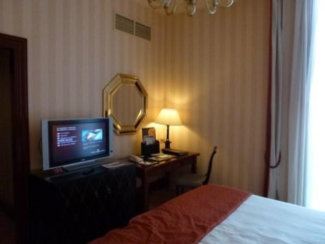 Hilton Molino Stucky - Junior Suite bedroom