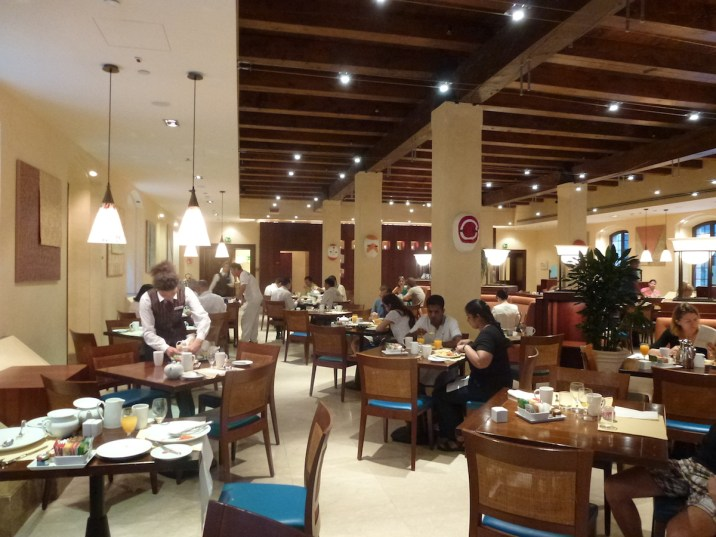Hilton Molino Stucky - Restaurant