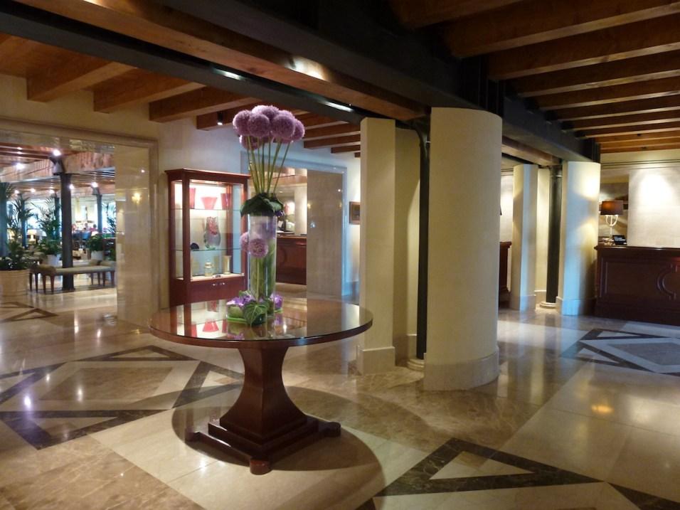 Hilton Molino Stucky - Lobby