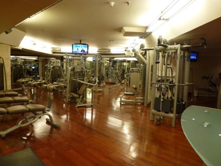 Rome Cavalieri - Fitness center