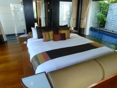 Banyan Tree Phuket - DoublePool Villa bedroom