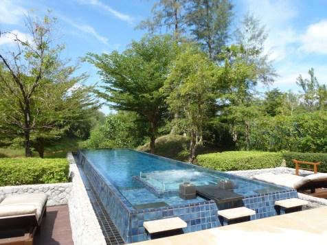 Banyan Tree Phuket - DoublePool Villa pool