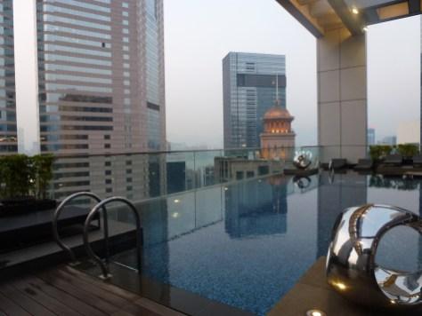 Crowne Plaza Hong-Kong - Pool