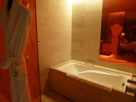 W Taipei - Wonderful Room bathroom