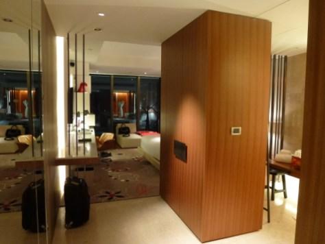 W Taipei - Wonderful Room living