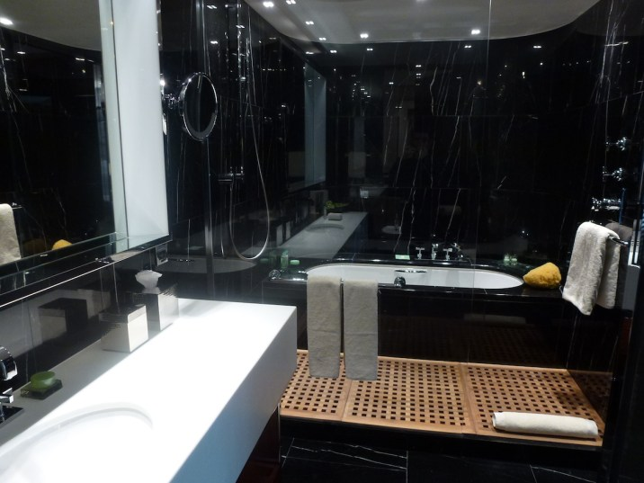 Bulgari London Knightsbridge Suite - Bathroom