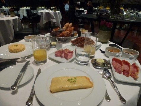 Bulgari London Il Restaurante - Breakfast