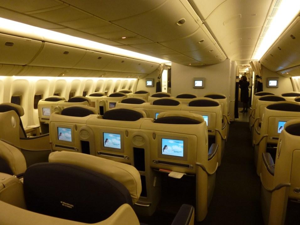 Air France Business Class B777
