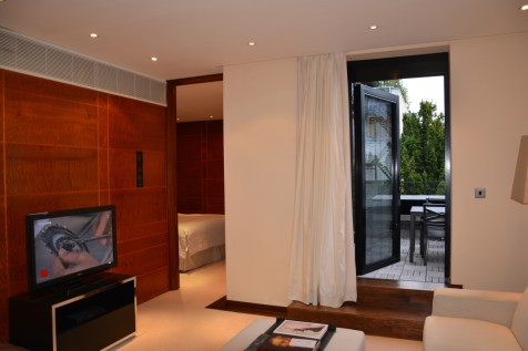 The Halkin Belgravia Suite - Living Room