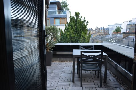 The Halkin Belgravia Suite - Terrace 2
