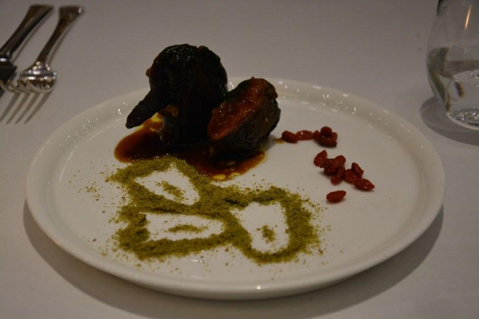 The Halkin Ametsa Tasting Menu - Meat