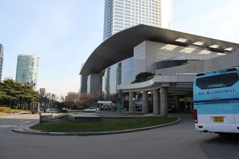 Intercontinental Seoul COEX - Entrance