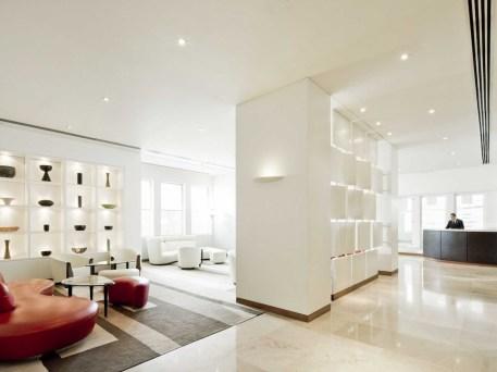 Metropolitan London Lobby