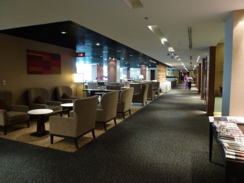 Royal First Class Lounge - Restaurant
