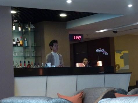 Royal First Class Lounge - Bar