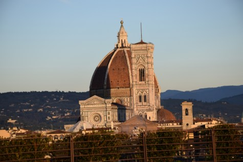 Florence - Duomo from Westin Excelsior