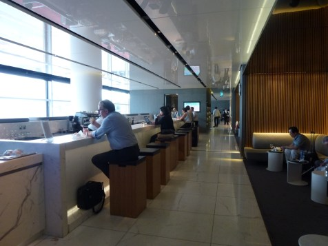 Cathay Pacific The Cabin lounge - Bar