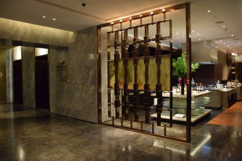 Mandarin Oriental Shanghai - The Club