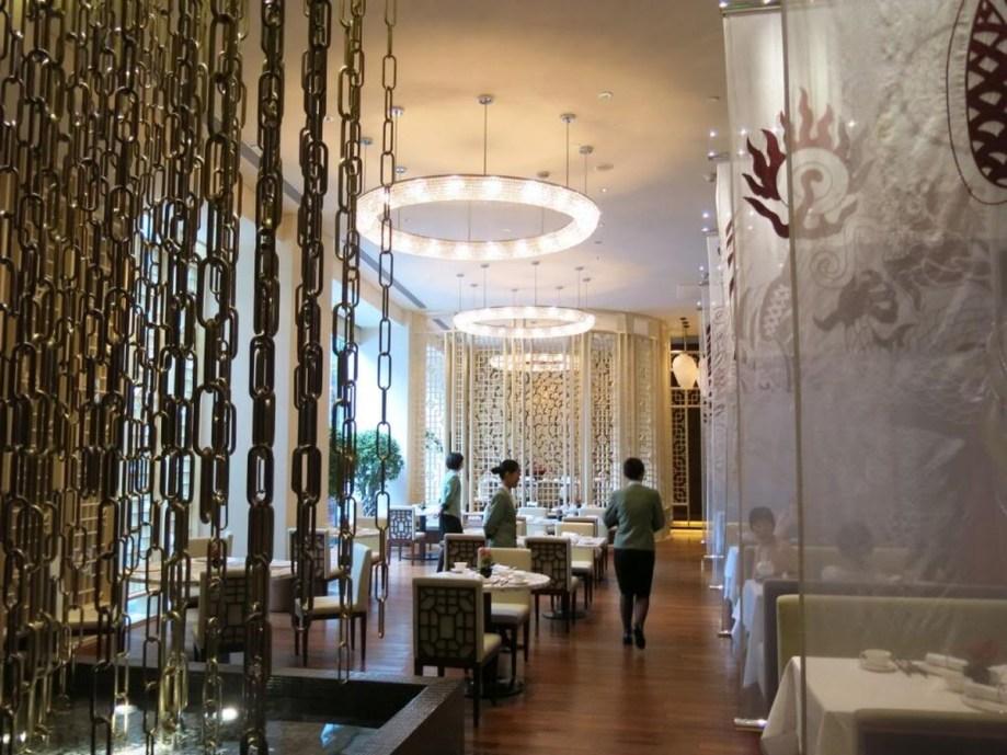Mandarin Oriental Shanghai - Yong Yi Ting