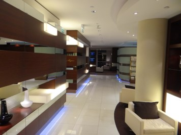 Etihad Airways First Class Lounge - Main room